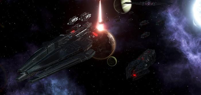 Дополнение Nemesis для Stellaris выйдет 15 апреля