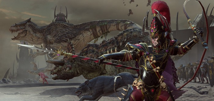 В Total War: Warhammer 2 бесплатно добавят повелителя зверей Ракарта