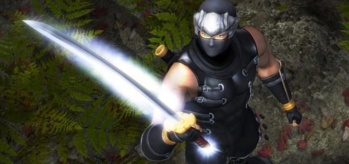Игры из Ninja Gaiden: Master Collection будут работать в 4K при 60+ FPS