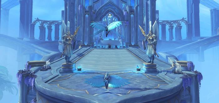 Игроки World of Warcraft Shadowlands жалуются на убийственный баг в данжене Шпили Перерождения