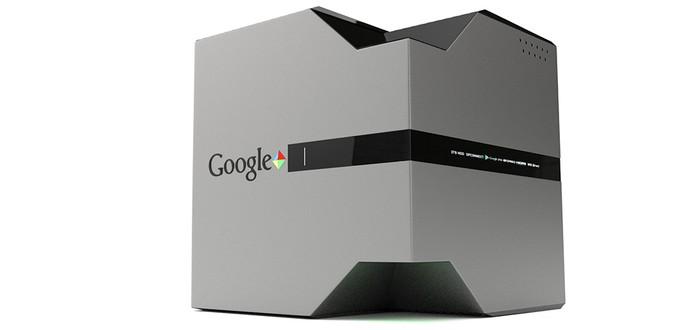 Игровая консоль от Google