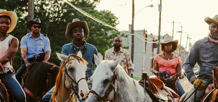 Ковбойское гетто в трейлере драмы Concrete Cowboy