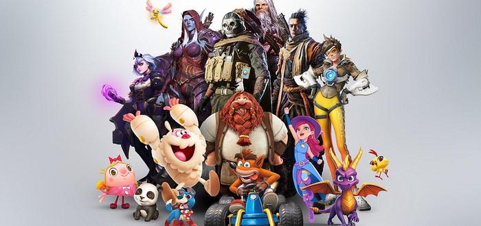 Уволенным сотрудникам Activision Blizzard выдали подарочные карты для Battle.net
