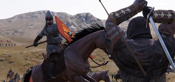 Этот мод превращает Mount & Blade 2: Bannerlord в ММО на 800 человек