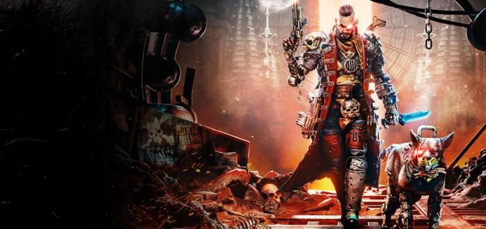 Утечка: 1 июня выйдет сюжетный шутер Necromunda Hired Gun по Warhammer 40K