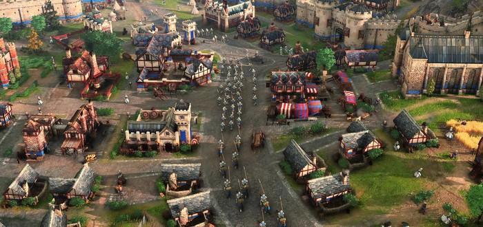 Microsoft подтвердила ивент Age of Empires на 10 апреля