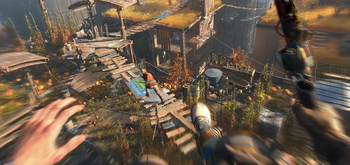 Techland показала 20 секунд геймплея Dying Light 2, релиз все еще в 2021 году