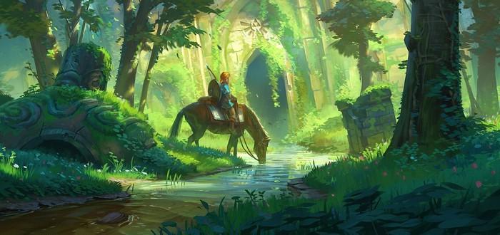 Breath of the Wild запустили на PC в разрешении 8K с трассировкой лучей