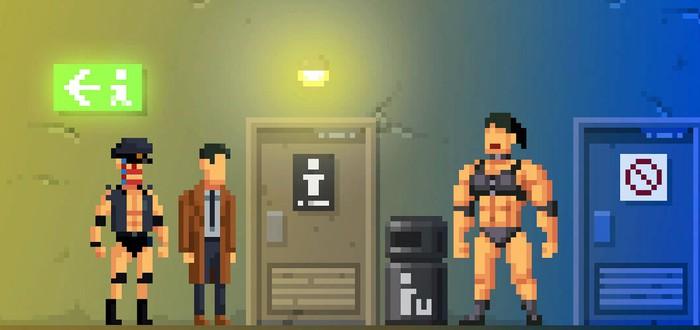 Приключение в духе классических квестов LucasArts в трейлере адвенчуры The Darkside Detective: A Fumble in the Dark