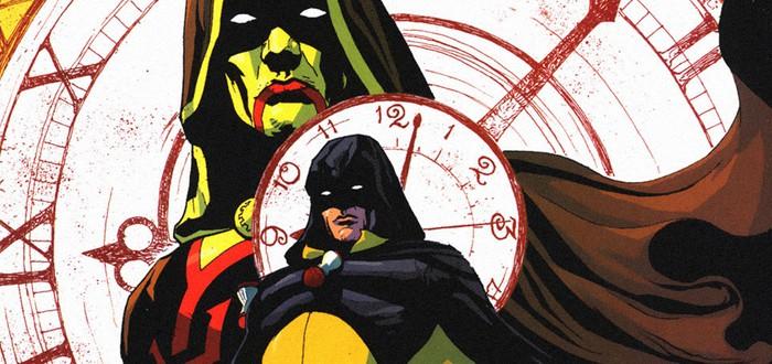 Warner Bros. и DC запустили в разработку фильм про Часовщика