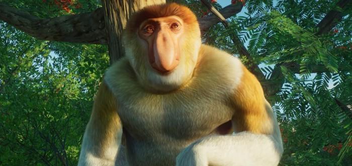 В конце марта в Planet Zoo появятся животные из Юго-Восточной Азии