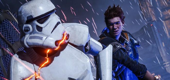 Star Wars Jedi: Fallen Order получила рейтинг для PS5 и Xbox Series