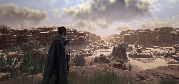 Square Enix показала новый ролик и раскрыла название Project Athia для PS5