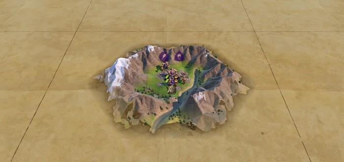 Игроки Civilization VI хвастаются провальными стартами: вам утопление или смерть в пустыне?