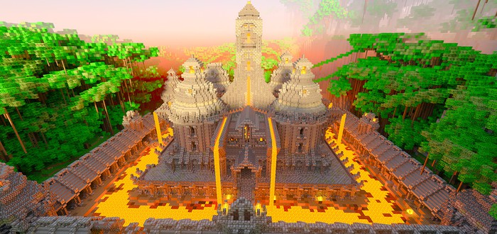 Игроки Minecraft в очередной раз попытались объяснить странные законы физики виртуального мира