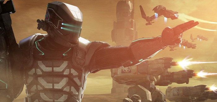 Новый геймплей отмененного шутера во вселенной Command & Conquer