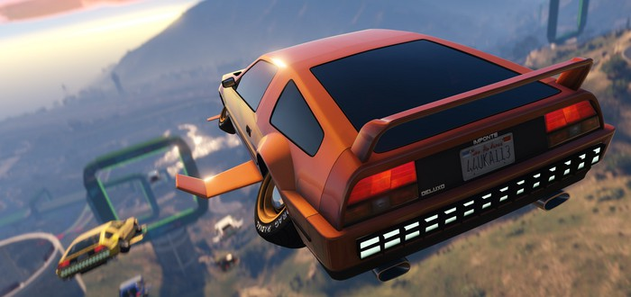 Steam-чарт: GTA 5 вернулась в топ на третье место