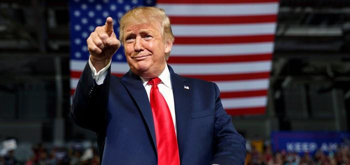 СМИ: В ближайшие 2-3 месяца Дональд Трамп запустит свою социальную сеть