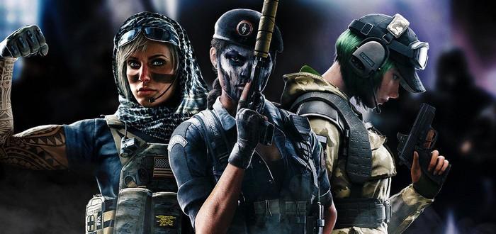 Онлайн Rainbow Six Siege в Steam превысил 200 тысяч игроков