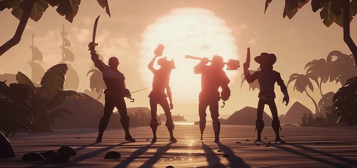 Разработчики Sea of Thieves создали квест в память о скончавшемся коллеге