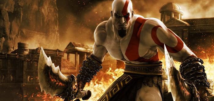 Кори Барлог поздравил геймеров с годовщиной серии God of War