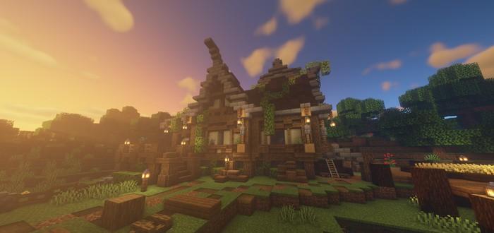 Геймер воссоздал в Minecraft рабочий MS Paint, способный создавать 3D-модели рисунков