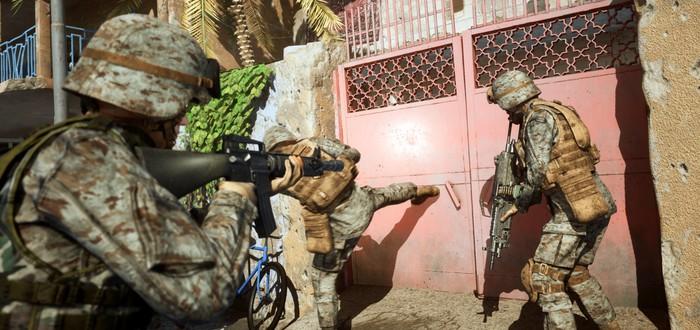 Шесть минут геймплея тактического шутера Six Days In Fallujah