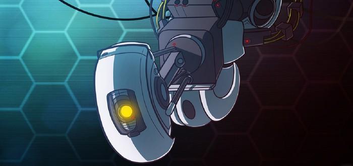 """GlaDOS добавили в Portal, чтобы тестеры не спрашивали """"А когда начнется игра?"""""""