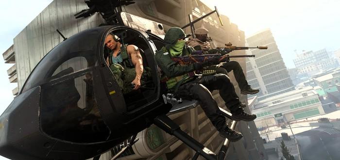 Raven забанила еще 13 тысяч читеров в Call of Duty: Warzone