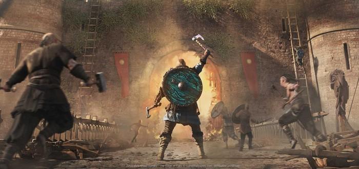 Утечка: В дополнениях к Assassin's Creed Valhalla появятся одноручные мечи и серпы