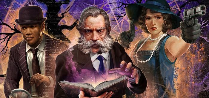 Культ, мистика и магия в релизном трейлере тактики Arkham Horror: Mother's Embrace
