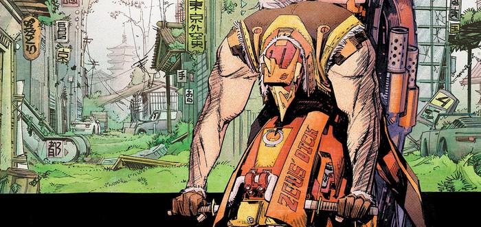 """Режиссер """"Настоящего детектива"""" экранизирует серию киберпанк-комиксов Tokyo Ghost"""