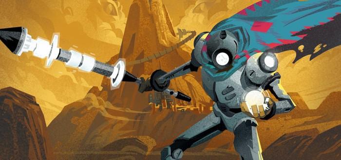 В Epic Games Store началась раздача Creature in the Well, на очереди Tales of the Neon Sea