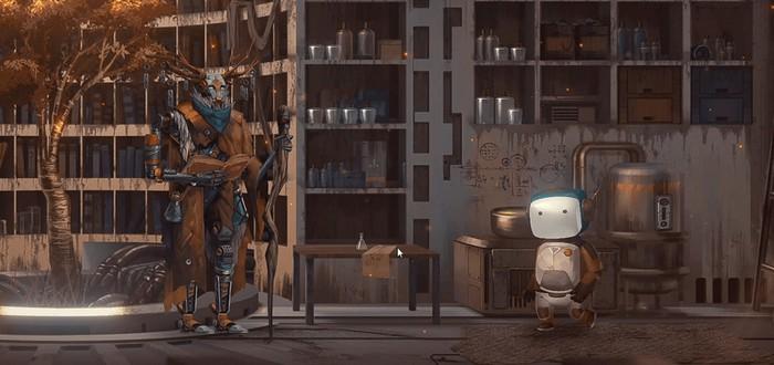 Deadalic выпустит адвенчуру про Японию, роботов и постапокалипсис
