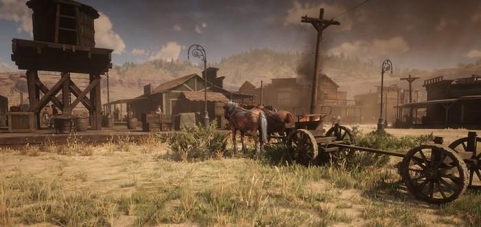 Моддер Red Dead Redemption 2 вернул в Армадилло жизнь и активность
