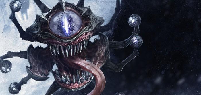 Злобоглаз в новом трейлере D&D: Dark Alliance