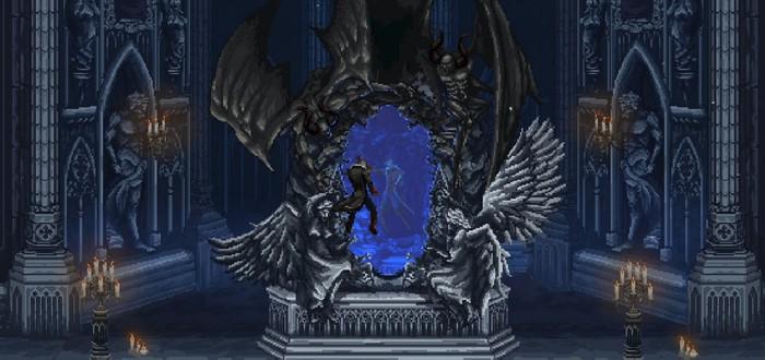 Синтез Castlevania и Bloodborne в геймплее пиксельной метроидвании The Last Faith