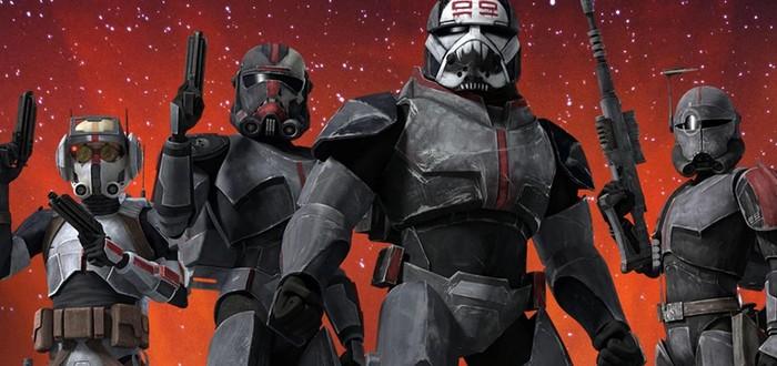 Первый трейлер мультсериала Star Wars: The Bad Batch
