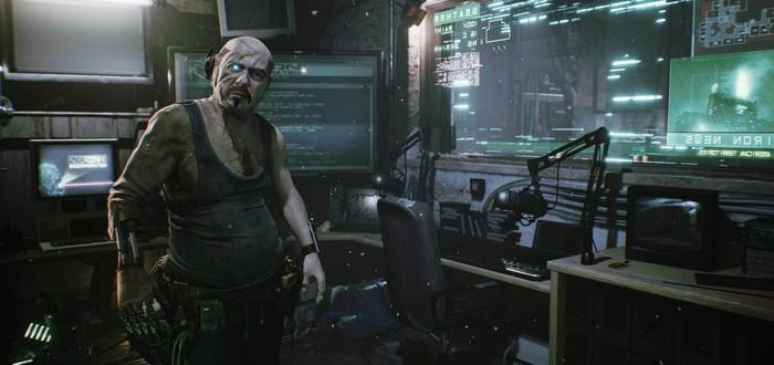 Observer: System Redux получила трассировку лучей на PC и Xbox Series