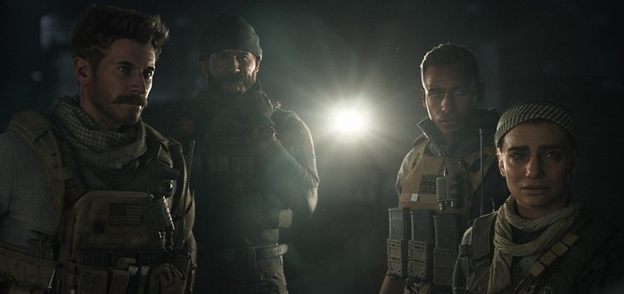 СМИ: Следующая часть Call of Duty будет на движке Warzone и Modern Warfare
