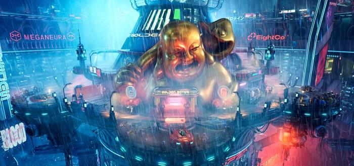 Мрачное киберпанк-будущее на новых скриншотах экшен-RPG The Ascent