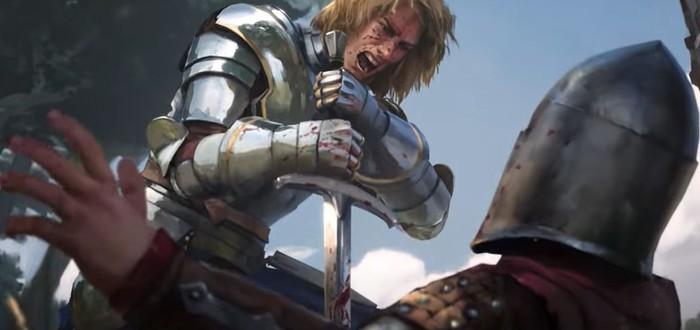 Рыцари Агаты в новом трейлере Chivalry 2