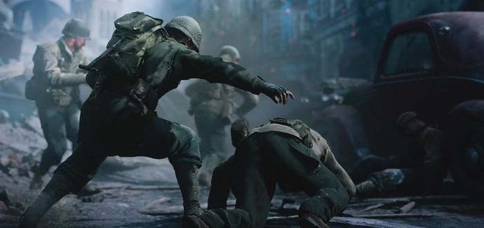Два года на разработку и жесткая борьба с Battlefield — инсайдер о Call of Duty: WW2 Vanguard