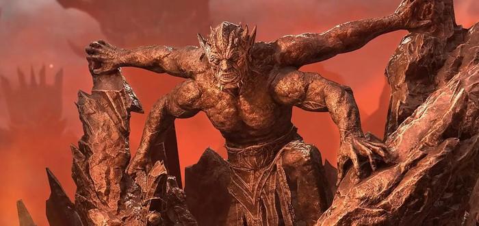 Трейлеры некстген-версии The Elder Scrolls Online и расширения Blackwood
