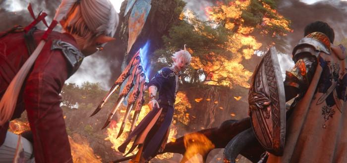 Открытая бета Final Fantasy XIV на PS5 стартует 13 апреля