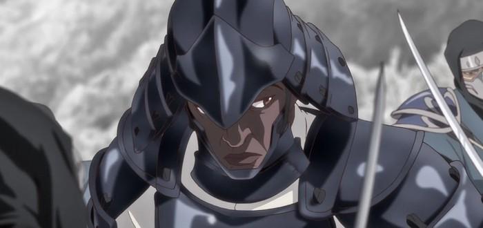 Чернокожий самурай в первом трейлере аниме Yasuke