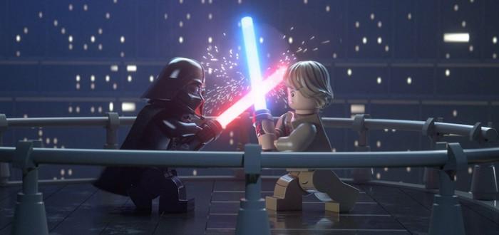 LEGO Star Wars: The Skywalker Saga отложена на неопределенный срок