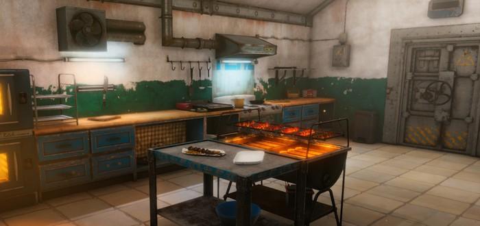 Готовка во время постапокалипсиса в дополнении для Cooking Simulator