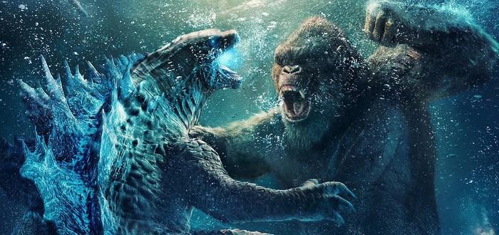 """Box Office: """"Годзилла против Конга"""" собрала более 285 миллионов долларов"""