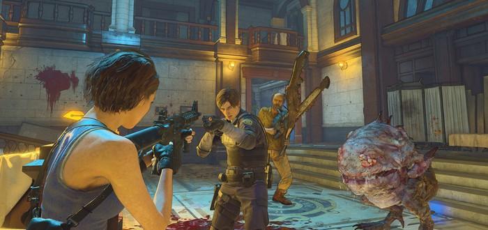 Открытая бета Resident Evil Re:Verse начнется 8 апреля, клиент уже можно скачать